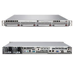 SuperServer 1021M-T2RV / 1021M-T2RB