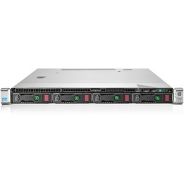 Máy Chủ Server HP ProLiant DL320e G8 E3-1270v2 SATA