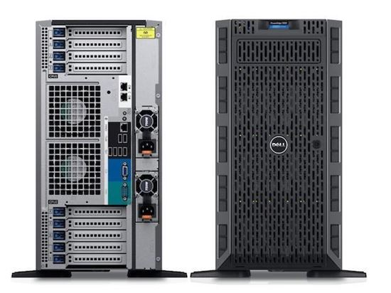 MÁY CHỦ DELL POWEREDGE T630 E5-2699 V3 2.3GHZ