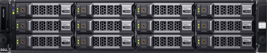 MÁY CHỦ DELL POWERVAULT MD1400 STORAGE ARRAYS