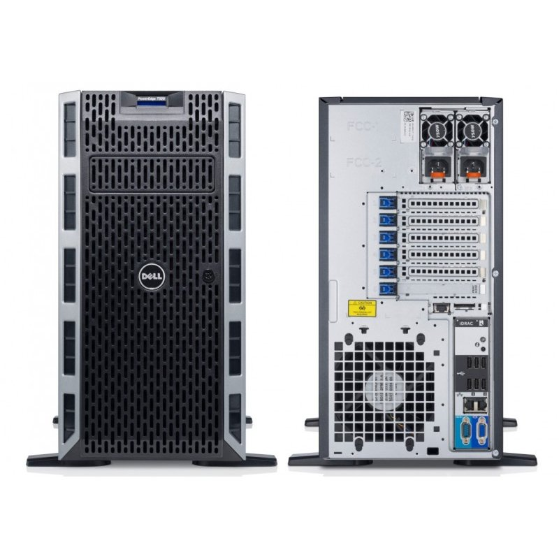 MÁY CHỦ DELL POWEREDGE T430 E5-2609 V3, 8GB RAM, PERC H330