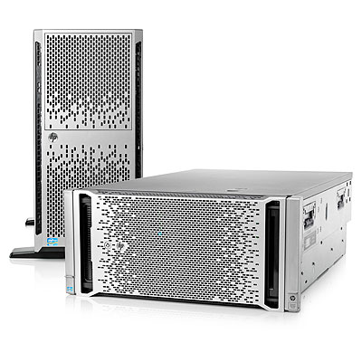 Máy Chủ Server HP ProLiant ML350p G8 - E5-2609v2