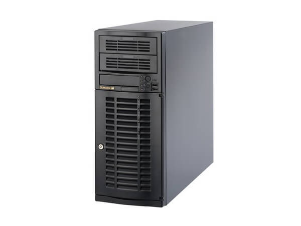 MÁY CHỦ SERVER SUPERMICRO USA TOWER CSE-733T-500B E5-2609 v4