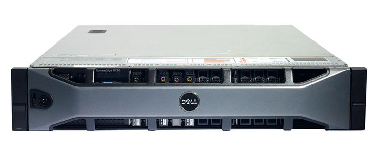 MÁY CHỦ DELL POWEREDGE R720XD - E5-2630V2 2.6GHz