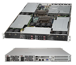 Máy Chủ Server SuperServer Cloud Gaming 1027GR-TRF-CG