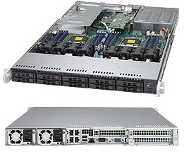 MÁY CHỦ SERVER SUPERSERVER 1028UX-CR-LL1 E5-2643 v3 (Haswell)