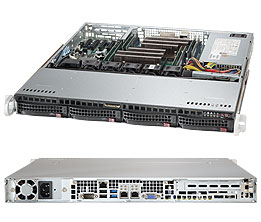 Máy Chủ Server SuperServer 6018R-MT