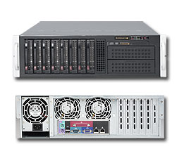 Máy Chủ Server Supermicro Z420 Rack 3U X9 Workstation E5-1620v2