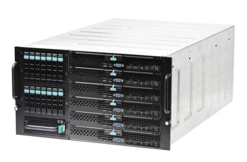 MÁY CHỦ SERVER INTEL® MODULAR SERVER SYSTEM - INTEL® XEON PROCESSOR E5620, 2.4GHz (3-MODULE BLADE)