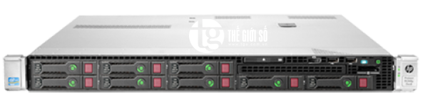 MÁY CHỦ SERVER HP PROLIANT DL360P G8 E5-2620V2