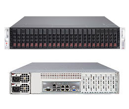Máy Chủ Server SuperStorage Server 2027R-E1R24L