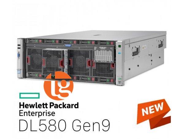 Máy chủ Server HPE ProLiant DL580 G9 E7-4809 v3, 793161-B21